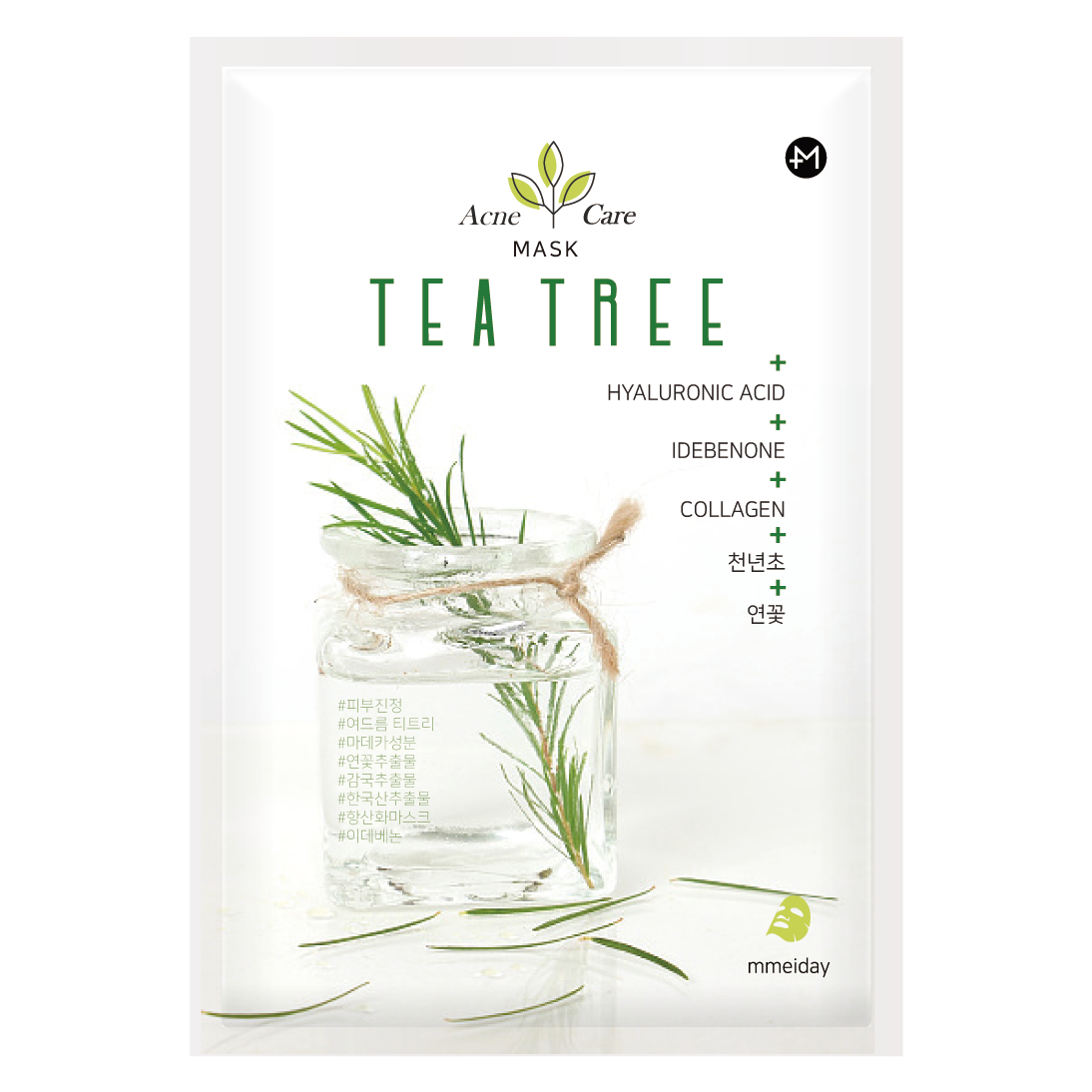 Tea tree Acne care Mask