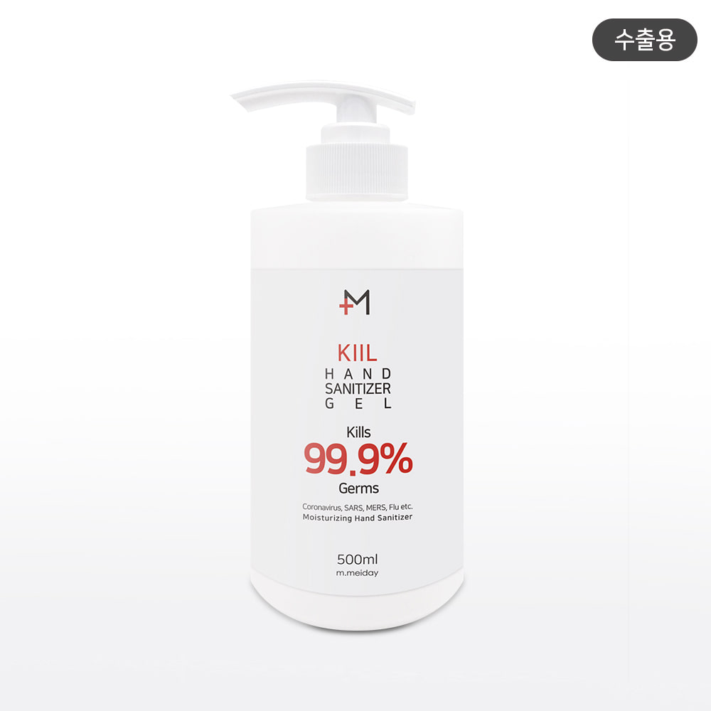 M.kill Hand Sanitizer Gel 500ml