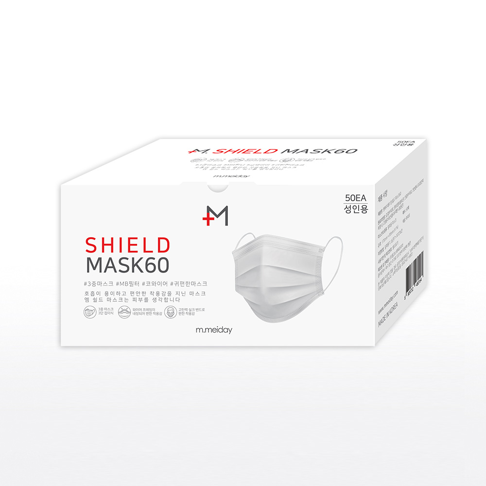 M.Shield Mask60 50EA